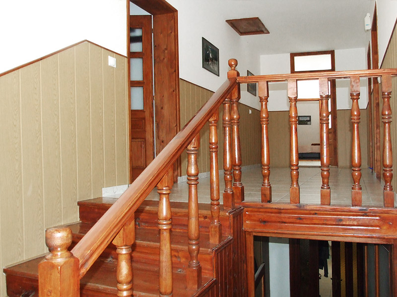 hodnik pre ulaska u apartman