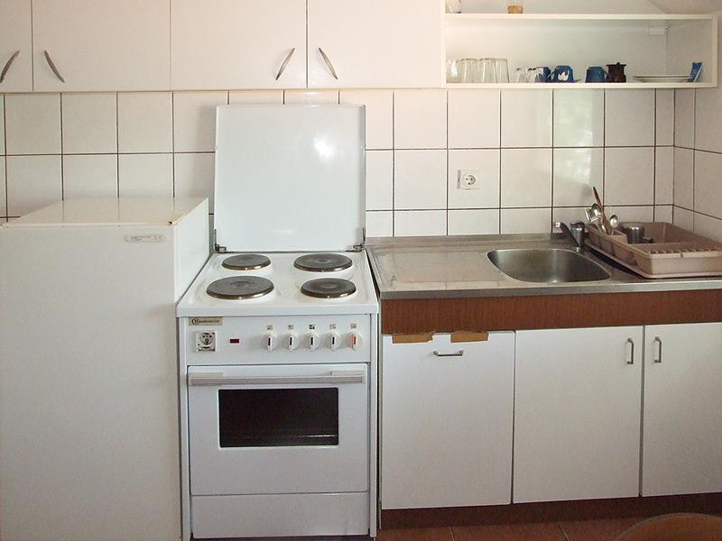 kuhinja u apartmanu 3 sokobanja